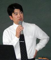 講師の横山さん