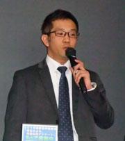 講師の竹中さん